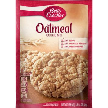 Betty Crocker Cookie Mix Oatmeal, 17.5 oz