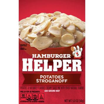 Betty Crocker Hamburger Helper, Potatoes Stroganoff Hamburger Helper, 5 Oz Box