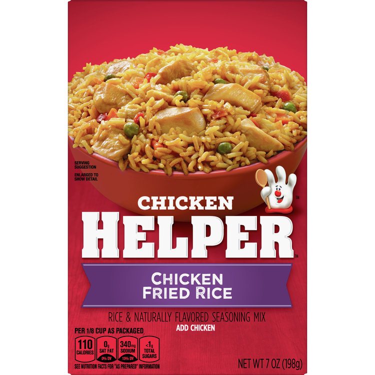 Betty Crocker, Chicken Helper, Chicken Fried Rice, 7 oz