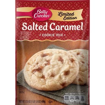 Betty Crocker(r) Salted Caramel Cookie Mix