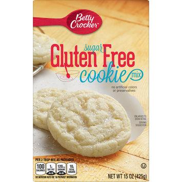 Betty Crocker Gluten Free Sugar Cookie Mix, 15 oz