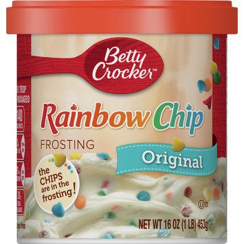 Betty Crocker Original Rainbow Chip Frosting, 16 oz