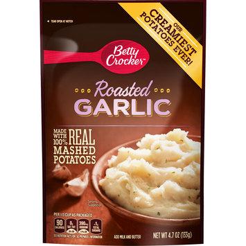 Betty Crocker Savory Roasted Garlic Potatoes, 4.7 oz