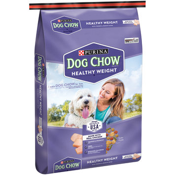 Purina Dog Chow Weight Management Dry Dog Food; Healthy Weight