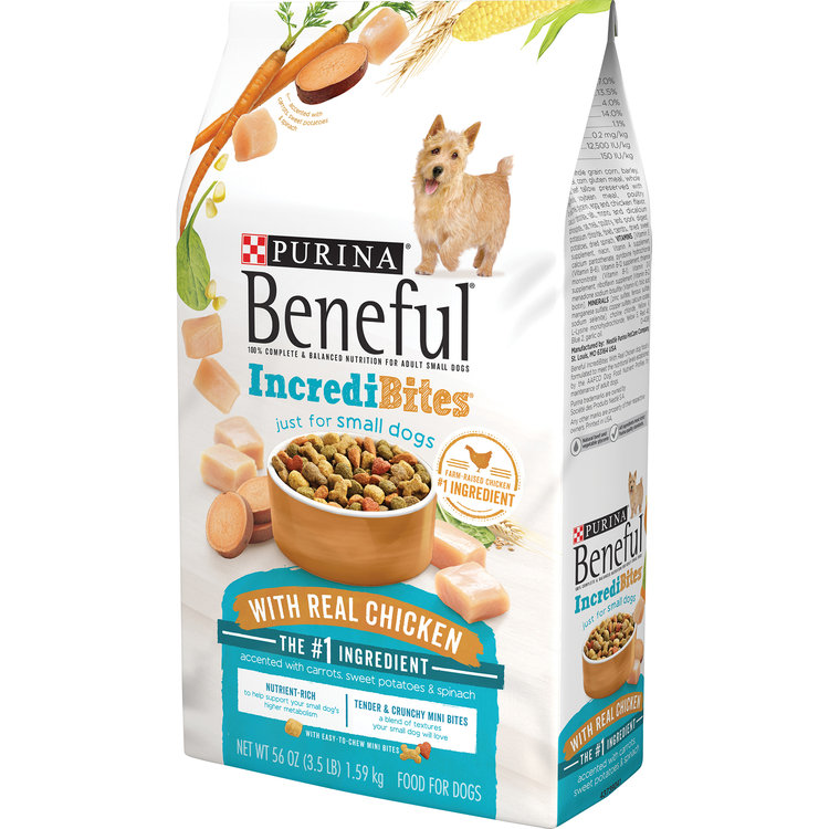 purina beneful incredibites with real chicken adult dry dog food -