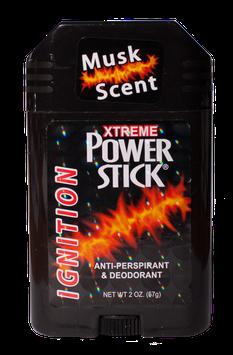 Power Stick Ignition Antiperspirant Deodorant Stick 2 oz.