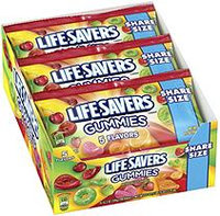 Lifesavers Gummies - 5 Flavors - 4.2 oz. - 15 pk.