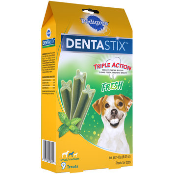 Pedigree® Dentastix™ Fresh Small/medium Dog Treats