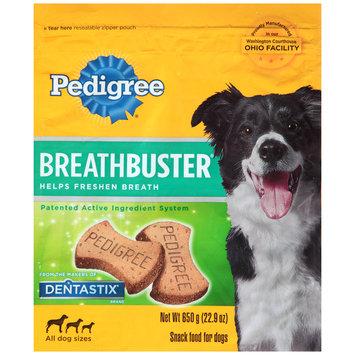 Pedigree® Breathbuster® Dog Care & Treats