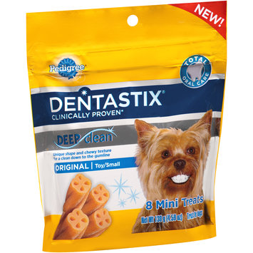 Pedigree® Dentastix® Deep Clean Original Toy/small Mini Treats For Dogs