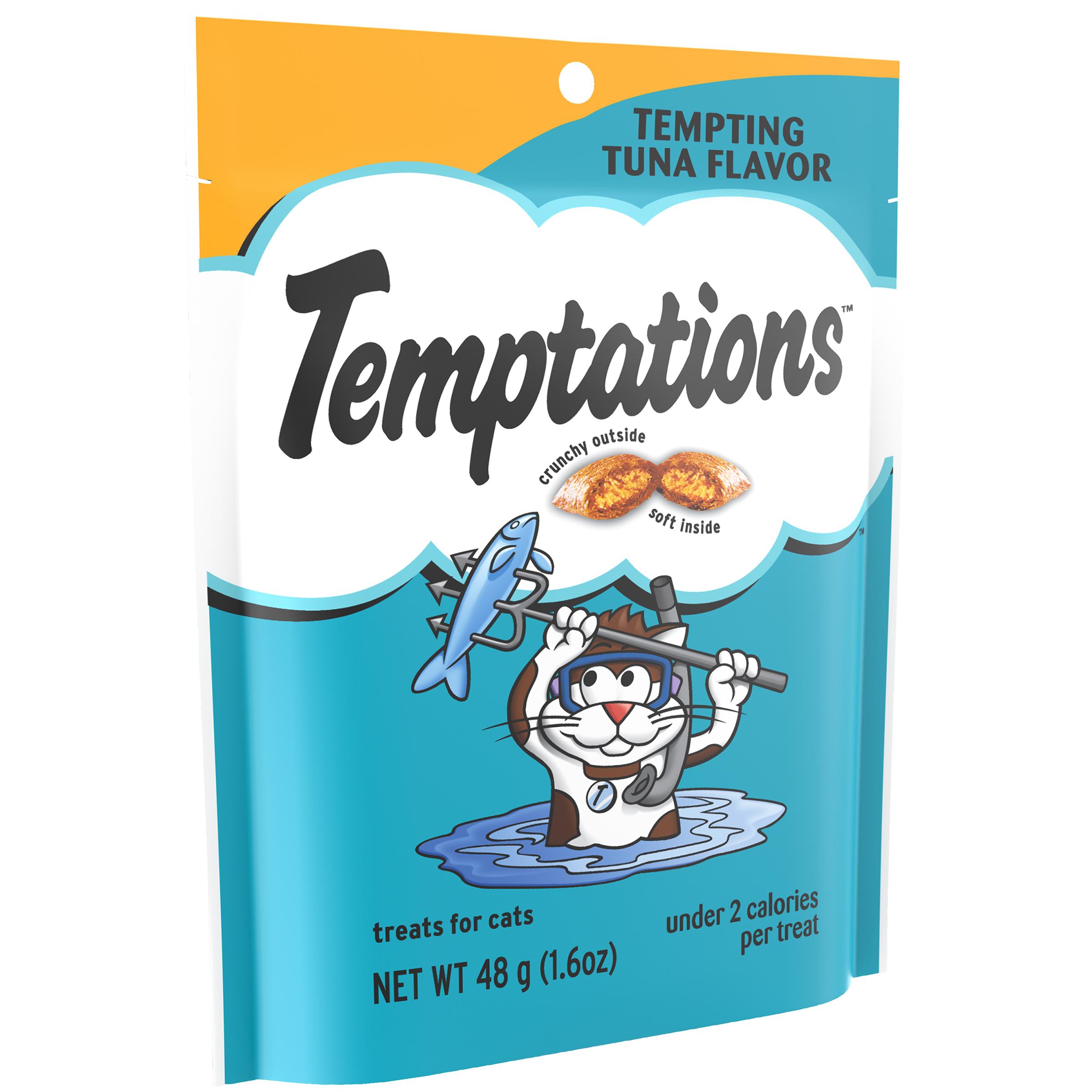 Temptations™ Tempting Tuna Flavor Cat Treats