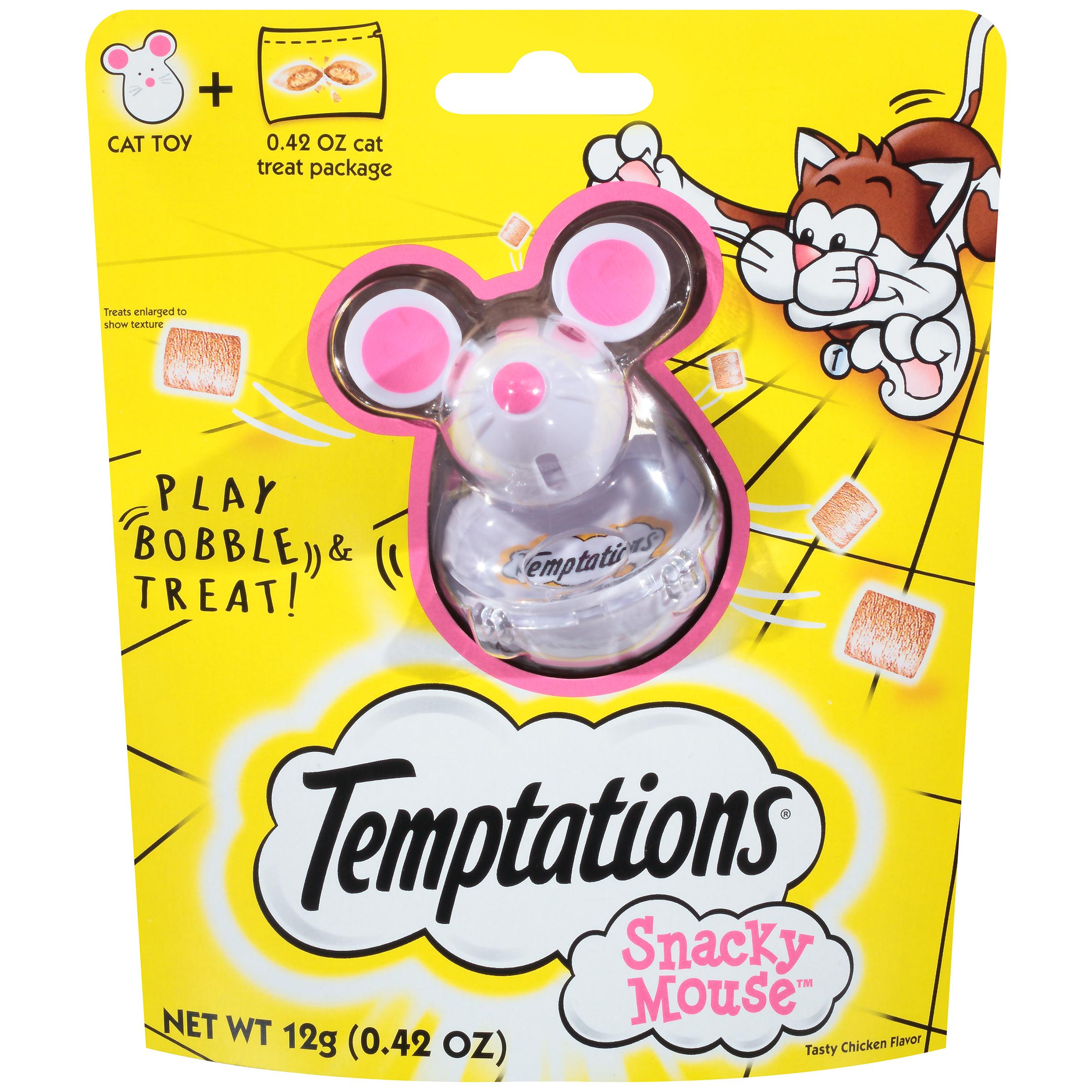 Temptations® Snacky Mouse™ Cat Treat Kit