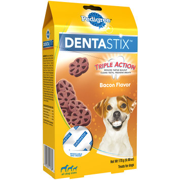 Pedigree® Dentastix™ Bacon Flavor Dog Treats