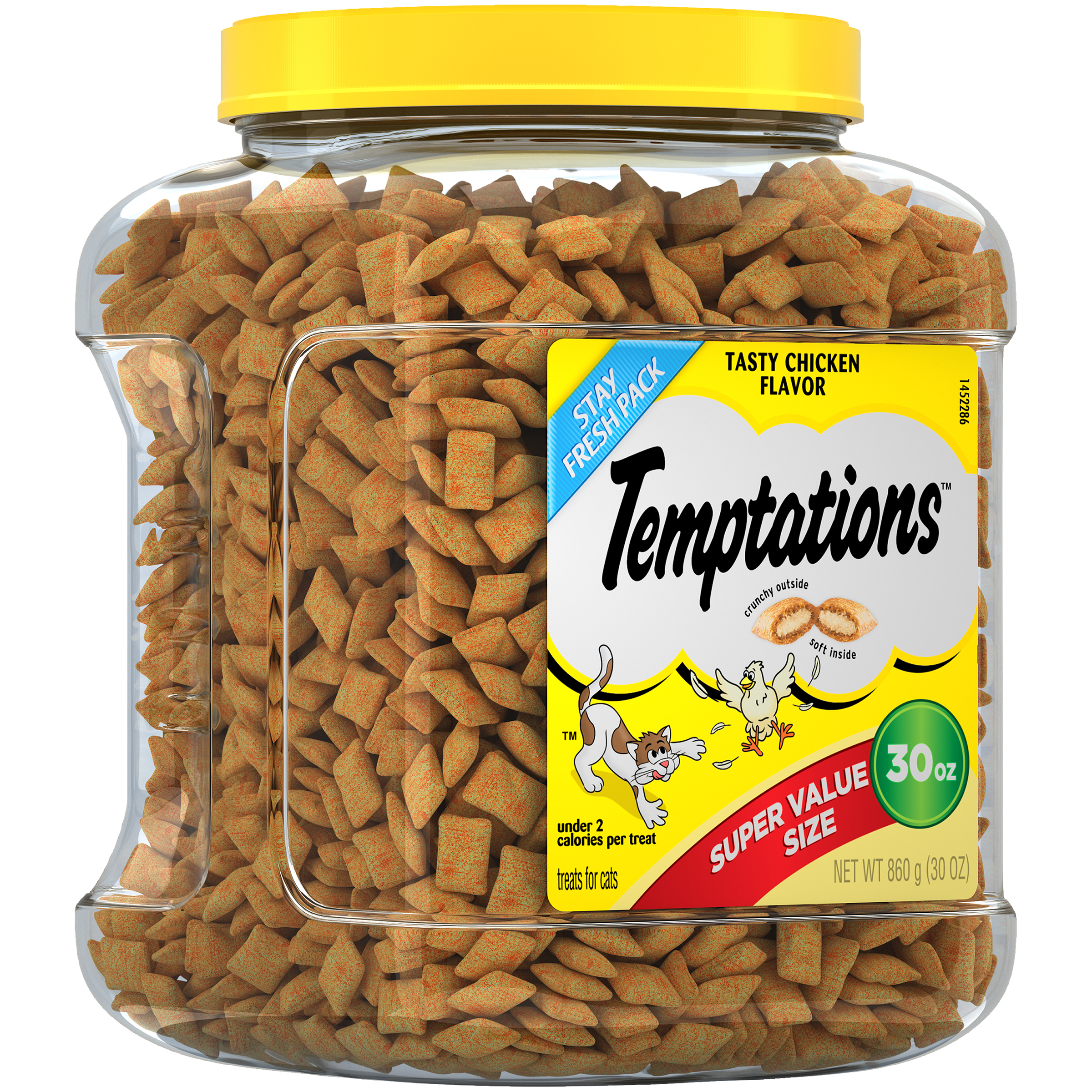 Temptations™ Tasty Chicken Flavor Cat Treats