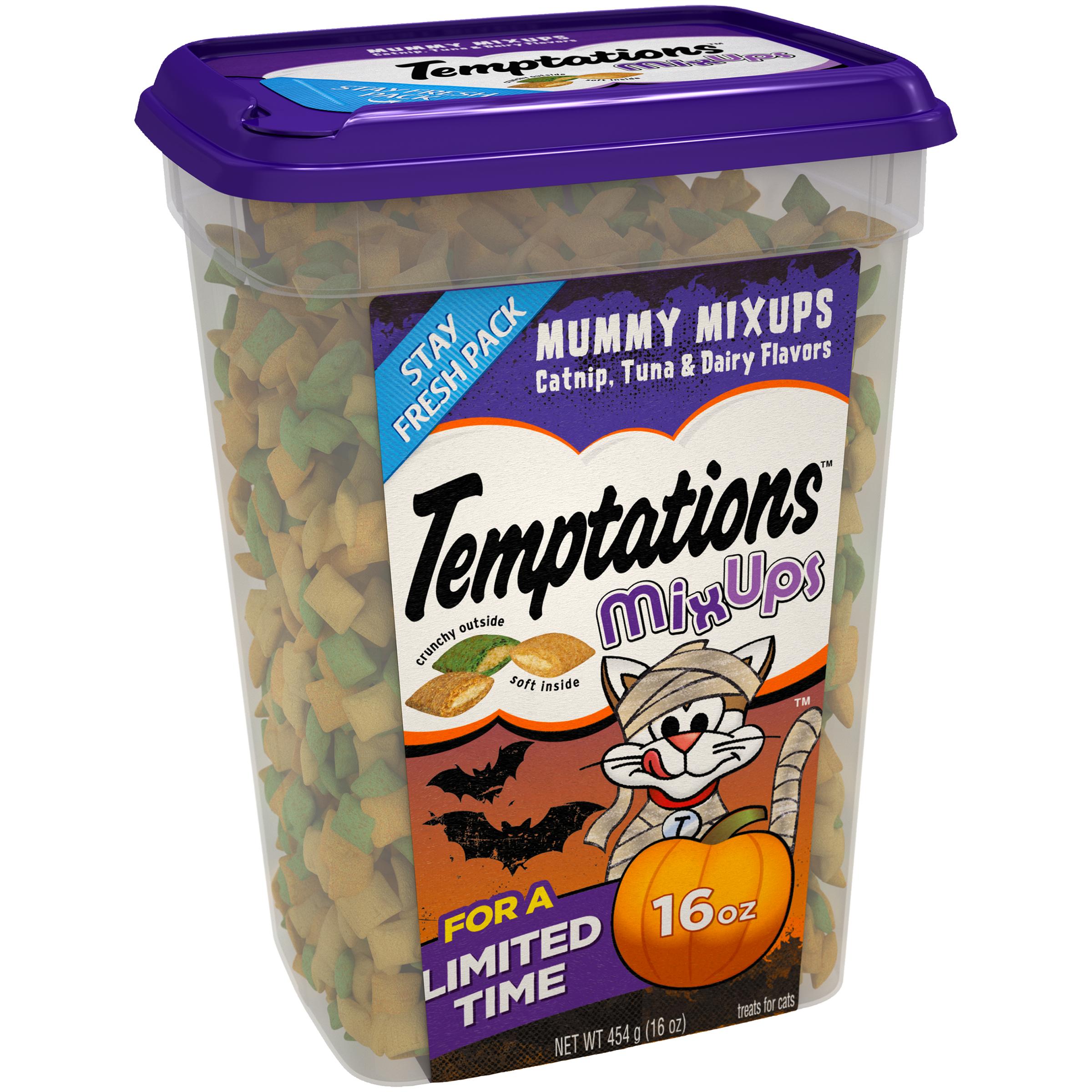 Temptations™ Mummy MixUps Cat Treats