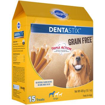 Pedigree® Dentastix™ Grain Free Large Dog Treats
