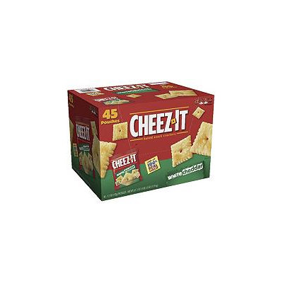 Cheez-It White Cheddar (1.5 oz, 45 ct.)