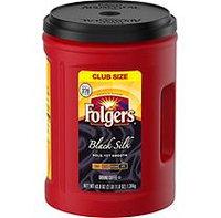 Folgers Black Silk Coffee (43.8 oz.)