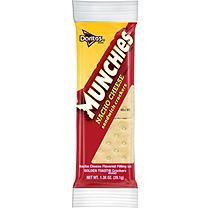 Frito Lay Munchies Doritos Nacho Cheese Sandwich Crackers (8 pk.)