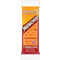 Frito Lay Munchies Cheese and Peanut Butter Sandwich Crackers (8 pk.)