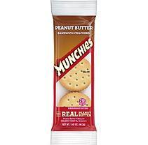 Frito Lay Munchies Peanut Butter Sandwich Crackers (8 pk.)