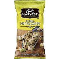Nut Harvest Pistachios (1.75 oz. ea, 8 pk.)