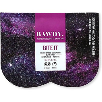 BAWDY Bite It - Plant Based Collagen Butt Mask - Hydrating + Toning