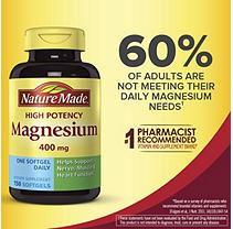 Nature Made Magnesium - 400mg - 150 ct.