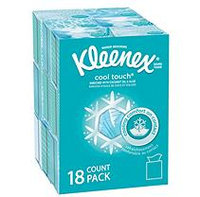 Kleenex Cool Touch Facial Tissues (50 tissues, 18 pk.)