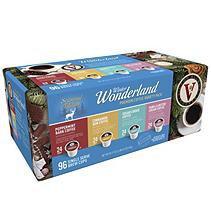 Victor Allen's Winter Wonderland Variety Pack (96 ct.)