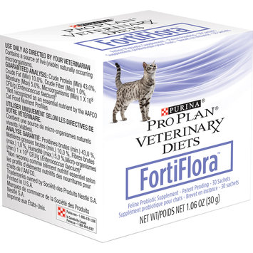 Purina Pro Plan Veterinary Diets Fortiflora Feline Nutritional Cat Supplement