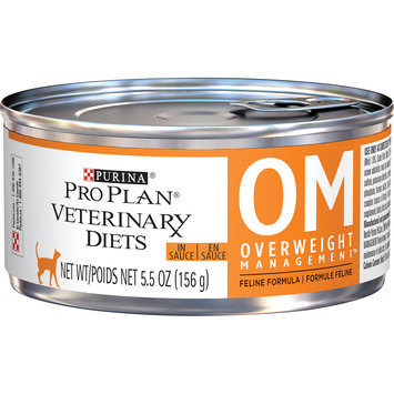 Purina Pro Plan Veterinary Diets OM Overweight Management Feline Formula Wet Cat Food