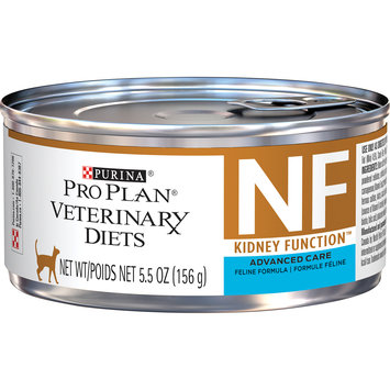 Purina Pro Plan Veterinary Diets NF Kidney Function Advanced Care Feline Formula Adult Wet Cat Food