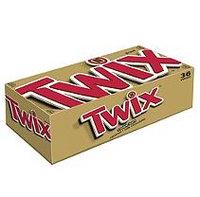 Twix Cookie Bars (1.79 oz. ea, 36 pk.)