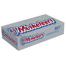 3 Musketeers Candy Bar (2.13 oz, 36 ct.)