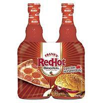 Frank'sr RedHotr Cayenne Pepper Sauce - 2/23oz