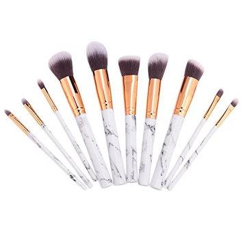 Fashion Blusher Brush Makeup Brush Concealer Powder Foundation Women 10pcs Professional