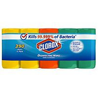 Clorox Disinfecting Wipes Variety Pack (5 pk, 78 ct.)