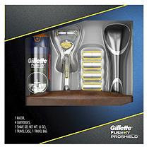 Gillette Fusion ProShield + Bonus Holiday Pack