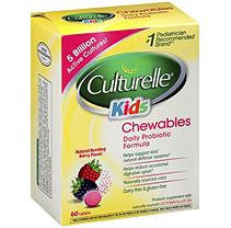 Culturelle Kids Chewables Probiotics (60 tablets)