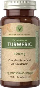 Vitamin World Turmeric Capsules