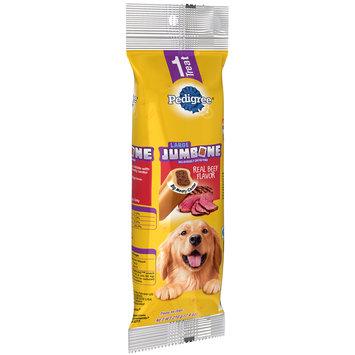 Pedigree® Large Jumbone™ Real Beef Flavor Dog Treat