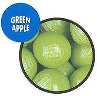 Dubble Bubble Green Apple Gumballs 23mm - 1,080 ct.
