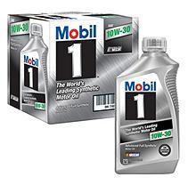 Mobil 1 - 10W-30 Motor Oil - 1 qt. Bottles - 6 pk.