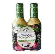 Virginia Brand Vidalia Onion Vinaigrette (30 oz. ea, 2 pk.)