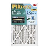 Filtrete™ Dual-Action Micro Allergen Plus 2X Dust Defense Filter, 20 x 25