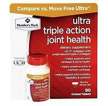Member's Mark? Ultra Triple Action Joint Health, 90 Count