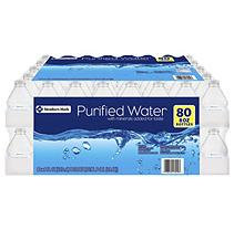 Member's Mark Purified Water (8 oz. bottle, 80 pk.)