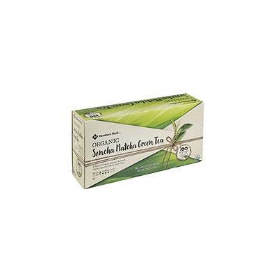 Member's Mark Organic Sencha Matcha Green Tea (100 ct.)