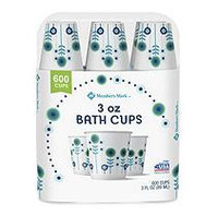 Member's Mark Bath Cup, 3 oz. (600 ct.)